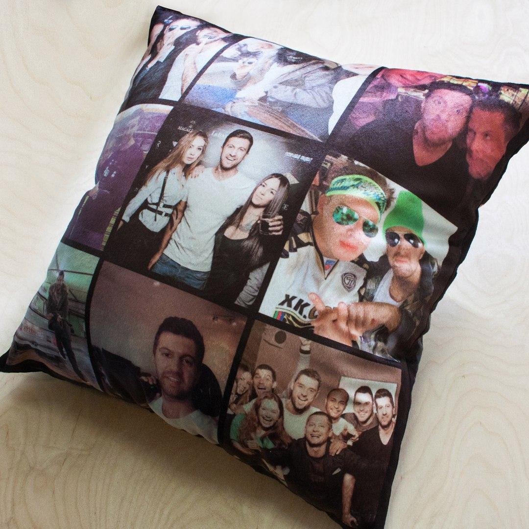 фотопечать на подушке москва любвеобильный артист обратил